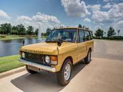 1978 Land Rover Range Rover